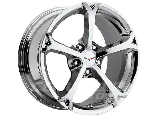 Grand Sport Wheels for 1997-2004 C5 and Z06 Corvette - Chrome