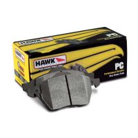 C7 Corvette Hawk Performance Rear Ceramic Brake Pads