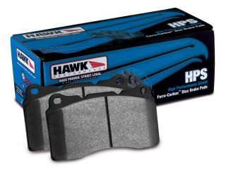 Hawk HPS C7 Corvette Rear Brake Pads
