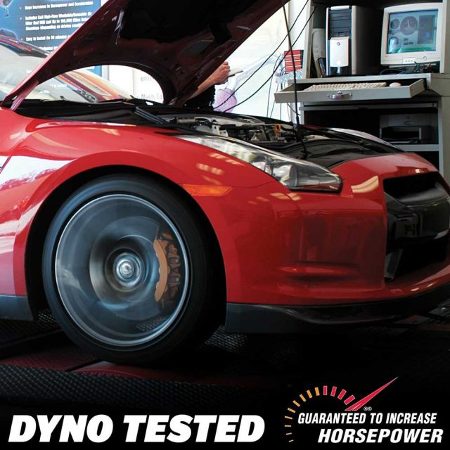K&N AirCharger C6 Corvette Cold Air - dyno tested